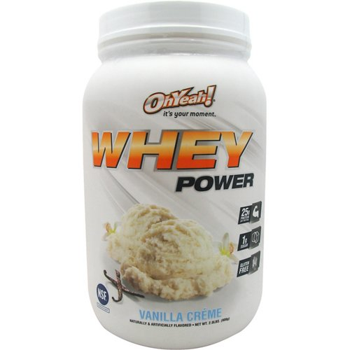 ISS Research Oh Yeah Whey Powder
