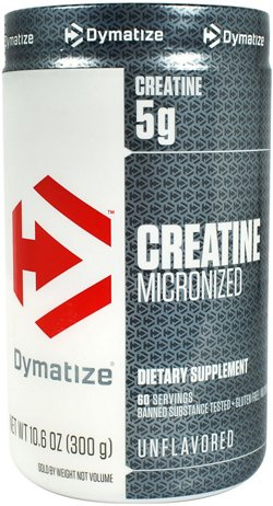 Dymatize Creatine Micronized Dietary Supplement