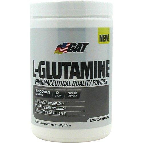 GAT L-Glutamine Pharmaceutical Quality Powder