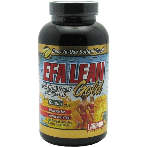Labrada EFA Lean Gold Essential Fatty Acid Supplement