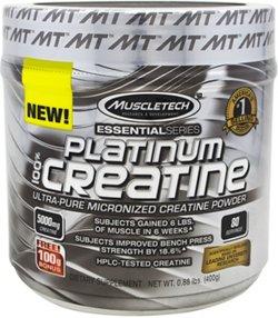 MuscleTech Platinum Creatine Powder