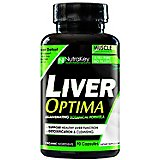 NutraKey Liver Optima Rejuvenating Botanical Formula