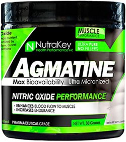 NutraKey Agmatine Powdered Supplement