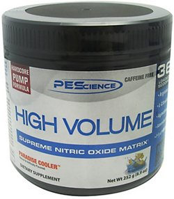 PEScience High Volume Supreme Nitric Oxide Matrix Powder