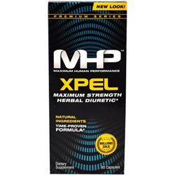 Xpel Herbal Diuretic Dietary Supplement