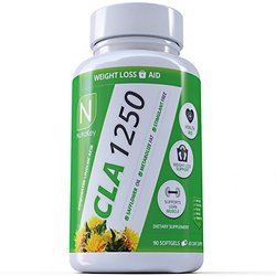 NutraKey CLA 1250 Softgels