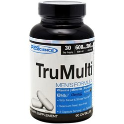 TruMulti Men's Formula Dietary Supplement