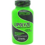 Species Nutrition Lipolyze Advanced Fat Loss Formula Mitochondrial Optimizer Capsules - view number 1