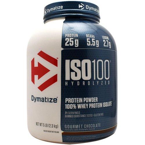 Dymatize ISO100 5 lb Whey Protein Powder