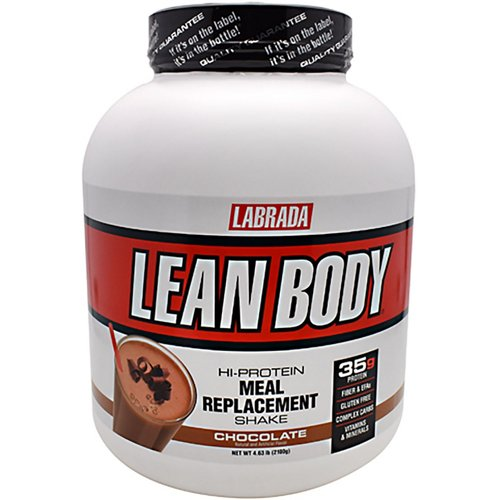 Labrada Lean Body Hi-Protein Meal Replacement Shake