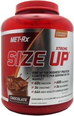 MET-Rx Xtreme Size Up Protein Supplement