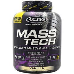 Performance Series Mass-Tech Advanced Muscle Mass Gainer