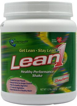 Nutrition53 Lean1 Healthy Performance Shake