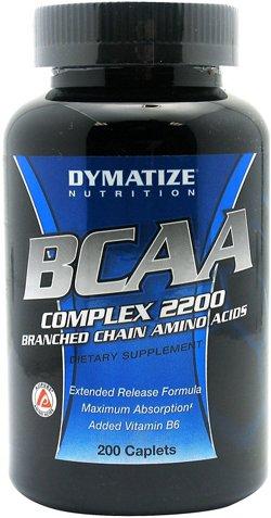 Dymatize BCAA Complex 2200 Caplets