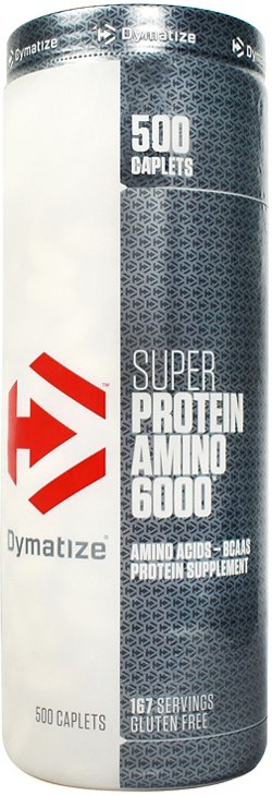 Dymatize Super Protein Amino 6000 Supplement