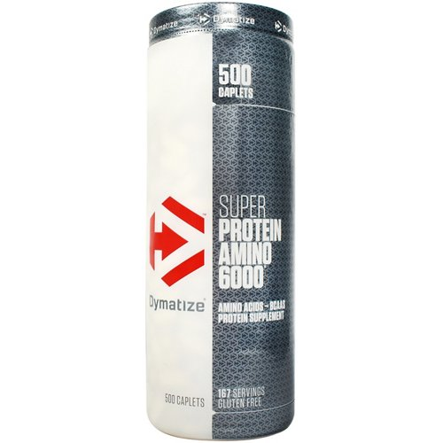Dymatize Super Protein Amino 6000 Supplement