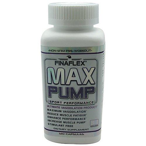 FINAFLEX Max Pump Vasodilation Capsules