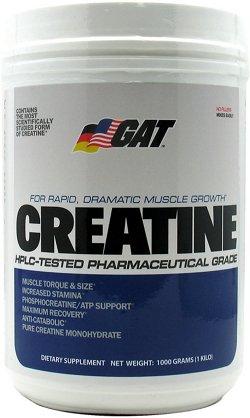 GAT Creatine Powder