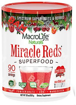 Miracle Reds Superfood Powder