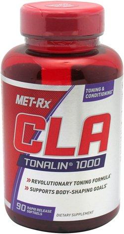 MET-Rx CLA Tonalin 1000 Soft Gels