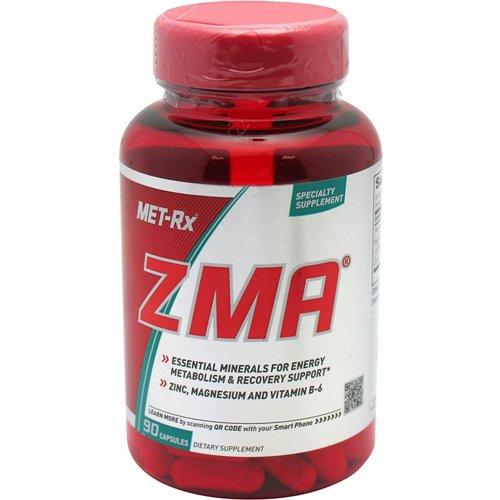 MET-Rx ZMA Energy Metabolism Capsules