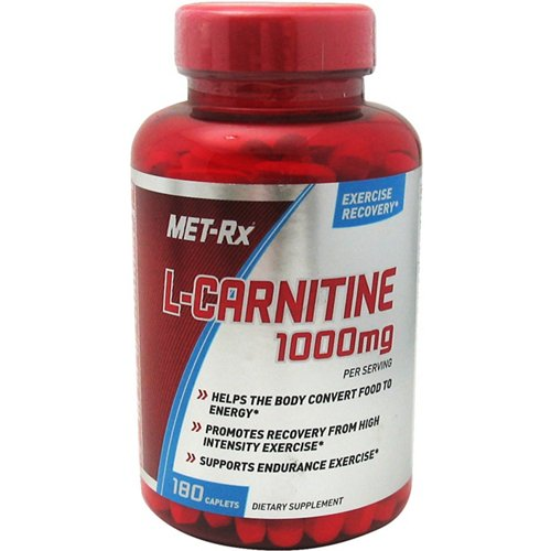 MET-Rx L-Carnitine 1000 Caplets