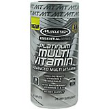 MuscleTech Essential Series Platinum Multivitamin Caplets