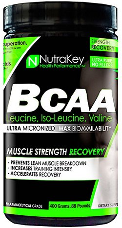 NutraKey BCAA Powder