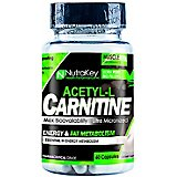NutraKey Acetyl-L Carnitine Capsules