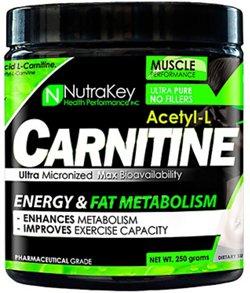 NutraKey Acetyl-L-Carnitine Powder