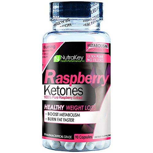 NutraKey Raspberry Ketone Capsules