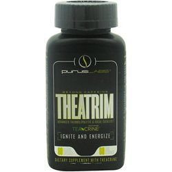 TheaTrim TeaCrine Thermolipolytic and Focal Catalyst