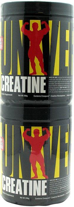 Universal Nutrition Creatine Powder Dietary Supplement
