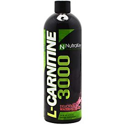 L-Carnitine 3000 Liquid Supplement