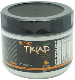 Controlled Labs Orange Triad + Greens Supplement
