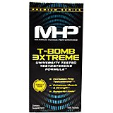 MHP T-Bomb 3Xtreme Testosterone Dietary Supplement