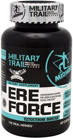 Midway Labs Military Trail EREforce Testosterone Booster