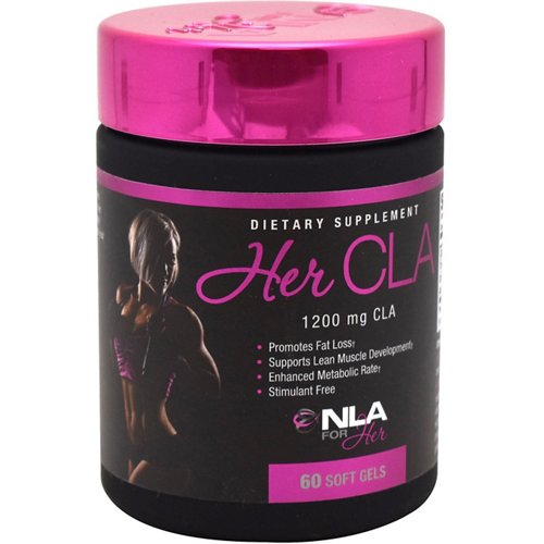 NLA for Her CLA Softgels