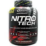 MuscleTech Performance Series NITRO-TECH Whey Isolate Lean Musclebuilder
