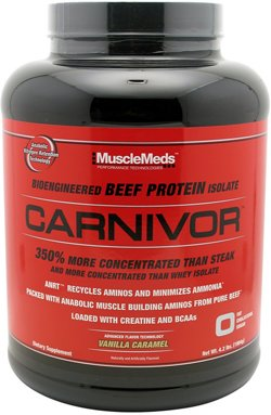 MuscleMeds Carnivor Beef Protein Isolate
