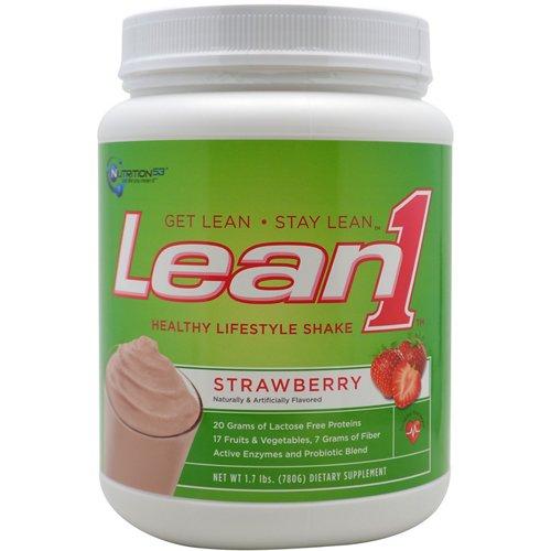 Nutrition53 Lean1 Protein Shake