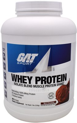 GAT Whey Protein Powder