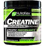 NutraKey Creatine Monohydrate Powder