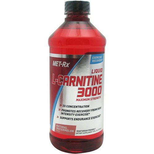 MET-Rx L-Carnitine 3000 Liquid Formula