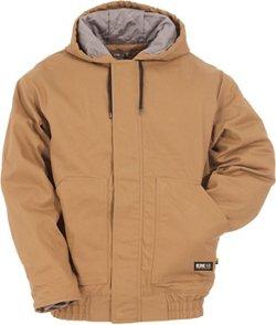 Berne Men's FR Hooded Jacket
