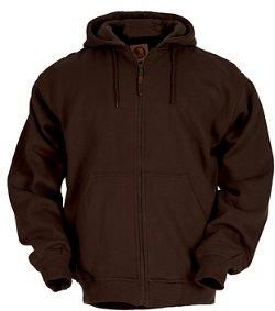 Berne Men's Thermal Lined Hooded Sweatshirt