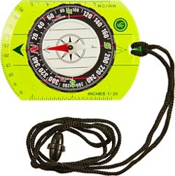 UST Brands Hi-Vis Waypoint Map Compass