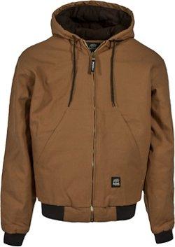 Berne Men's Original Hooded Jacket