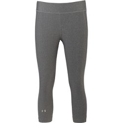 Women's HeatGear Armour Capri Pants