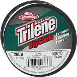 Berkley Trilene Big Game 25 lb - 595 yds Monofilament Fishing Line